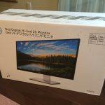 DELL 25インチモニタ U2515H 購入  WQHD (2560×1440) ※後継U2518D出ました