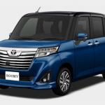 トヨタ新型「ルーミー/タンク」コンパクト・トールワゴン