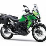 カワサキ「Versys-X 250 ABS 」発表 ヴェルシス
