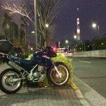 アキレス腱断裂 保存療法 105日目(バイク乗れた!)