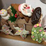 クリスマス:木の剪定作業
