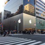 初売り:AppleStore銀座 MacBook12インチ購入