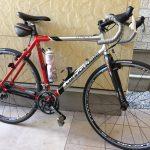 自転車トレーニング復帰