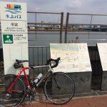 自転車:短距離ながら筋肉痛