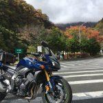 FZ1:秋のツーリング(奥只見〜会津)
