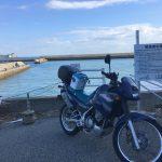 KLE250アネーロ:バイク+α(今回は釣り)