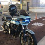 Z1100R:冬のコンディションチェック