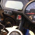 FZ1:シフトポジションインジケーター