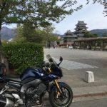 FZ1:GW前半は長野〜岐阜は飛騨高山