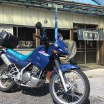 KLE250アネーロ:今シーズン初の栃木「山の神ドライブイン」