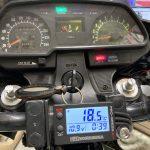Z1100R:油温計装着(&オイル交換)