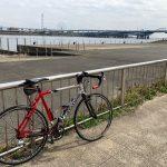 久々の自転車は辛かった
