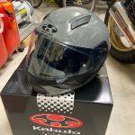 ヘルメット購入:OGK KABUTO RYUKI
