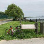 自転車:彩湖〜指扇