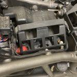 タイガー800:バッテリー交換