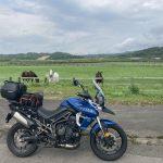 タイガー800:北海道ツーリング2021(2日目)